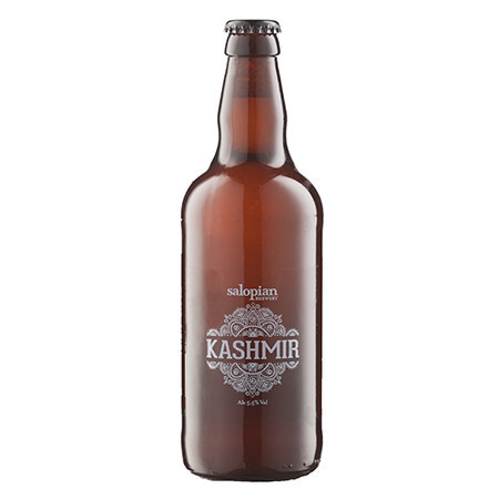 Salopian Brewery Kashmir – Buy Beer online on EeBriaTrade.com