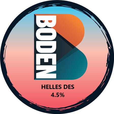 Boden Brewing Helles Des – Buy Beer online on EeBriaTrade.com