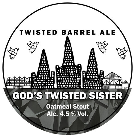 Twisted Barrel Gods Twisted Sister – Buy Beer online on EeBriaTrade.com