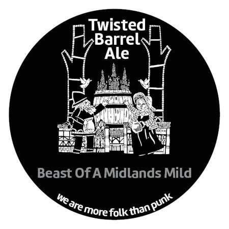 Twisted Barrel Beast of a Midlands Mild – Buy Beer online on EeBriaTrade.com