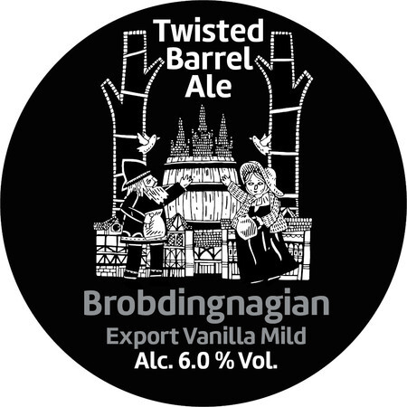 Twisted Barrel Brobdingnagian – Buy Beer online on EeBriaTrade.com