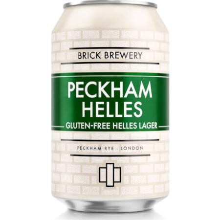 Buy Brick Brewery Peckham Helles (Gluten-Free) | Buy Beer ...