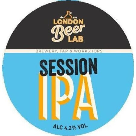 London Beer Lab Session IPA  – Buy Beer online on EeBriaTrade.com