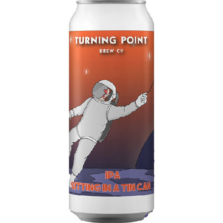 Turning Point Brewing Company Sitting in a Tin Can – Buy Beer online on EeBriaTrade.com