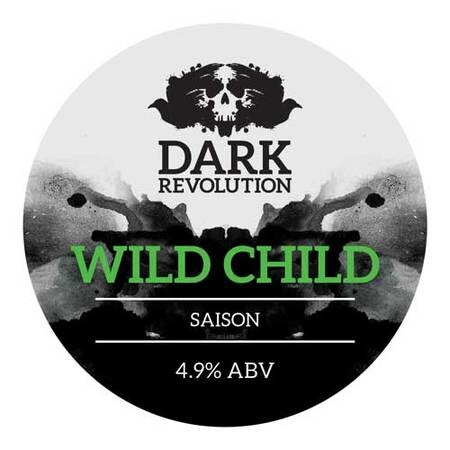 Dark Revolution Wild Child – Buy Beer online on EeBriaTrade.com