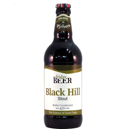 Friday Beer Co Black Hill Stout – Buy Beer online on EeBriaTrade.com