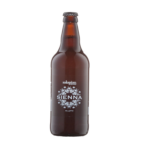 Salopian Brewery Sienna – Buy Beer online on EeBriaTrade.com