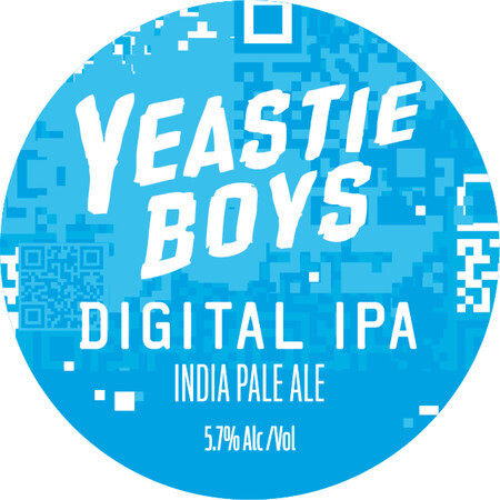 Yeastie Boys UK Digital IPA – Buy Beer online on EeBriaTrade.com