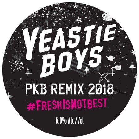 Yeastie Boys UK Pot Kettle Black Remix