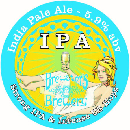 Brewsters Brewing Co IPA – Buy Beer online on EeBriaTrade.com