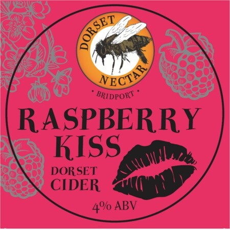 Dorset Nectar Cider Raspberry Kiss – Buy Cider online on EeBriaTrade.com
