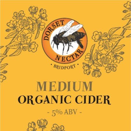 Dorset Nectar Cider Medium Organic – Buy Cider online on EeBriaTrade.com
