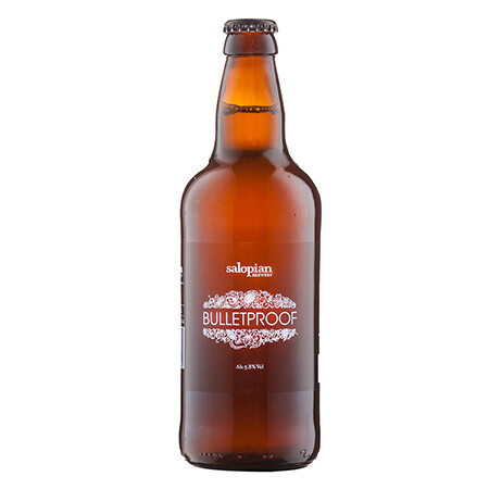 Salopian Brewery Bulletproof – Buy Beer online on EeBria.com