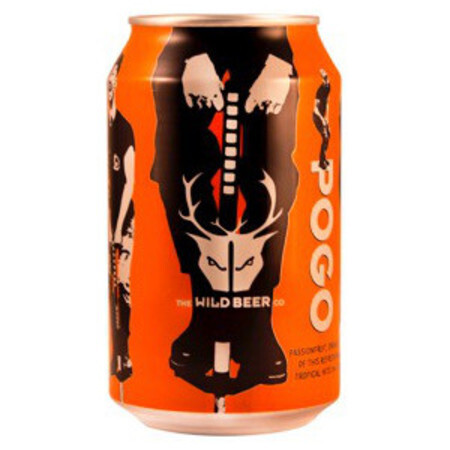 Wild Beer Co POGO (Cans) – Buy Beer online on EeBriaTrade.com