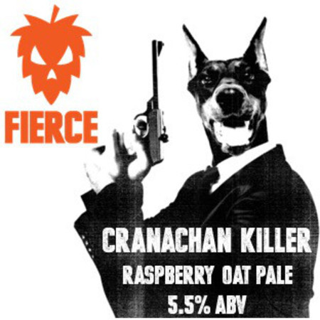 Fierce Beer Cranachan Killer – Buy Beer online on EeBriaTrade.com