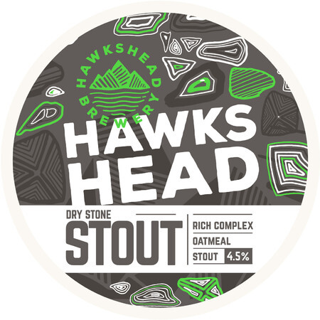 Hawkshead Brewery Dry Stone Stout – Buy Beer online on EeBriaTrade.com