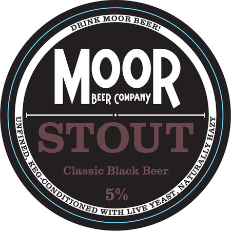 Moor Beer Company Stout – Buy Beer online on EeBriaTrade.com