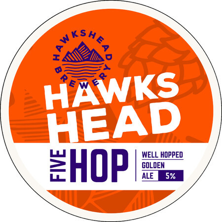 Hawkshead Brewery Five Hop – Buy Beer online on EeBriaTrade.com