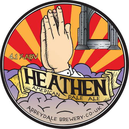 Abbeydale Brewery Heathen American Pale – Buy Beer online on EeBriaTrade.com