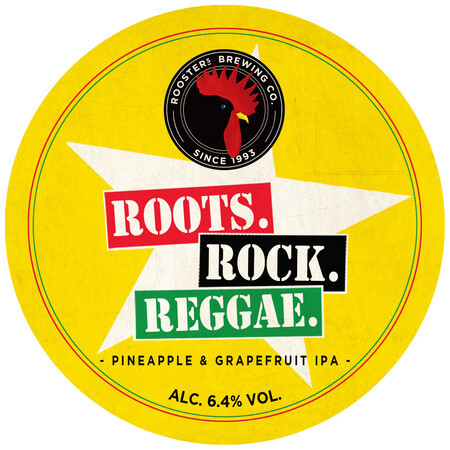 Rooster's Brewing Co. Roots. Rock. Reggae – Buy Beer online on EeBriaTrade.com