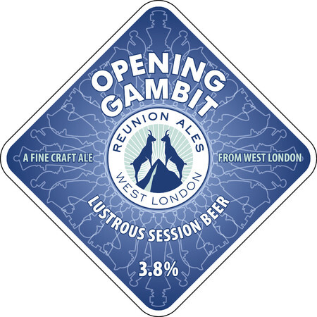Reunion Ales Opening Gambit – Buy Beer online on EeBriaTrade.com