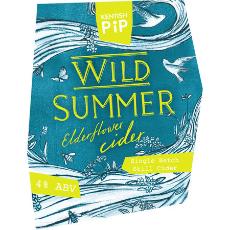 Kentish Pip Wild Summer – Buy Cider online on EeBriaTrade.com