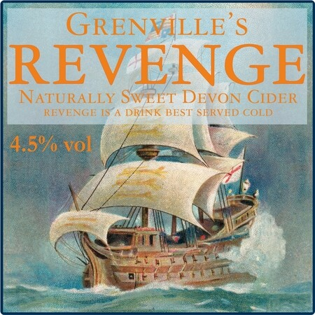 Sampford Courtenay Cider Grenvilles Revenge Cider – Buy Cider online on EeBriaTrade.com