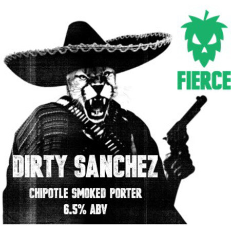 Fierce Beer Dirty Sanchez – Buy Beer online on EeBriaTrade.com