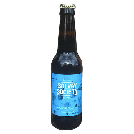 Solvay Society Structure of Matter – Buy Beer online on EeBriaTrade.com