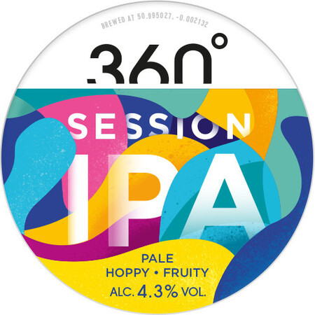 360 Degree Brewing Session IPA – Buy Beer online on EeBriaTrade.com