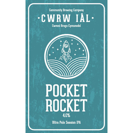 Cwrw Ial Pocket Rocket – Buy Beer online on EeBriaTrade.com