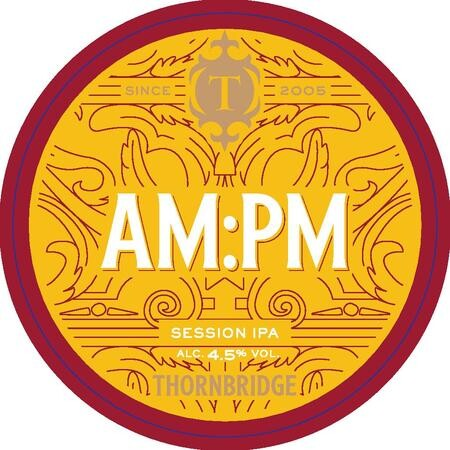 Thornbridge Brewery AM:PM – Buy Beer online on EeBriaTrade.com
