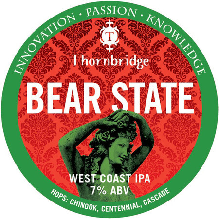 Thornbridge Brewery Bear State – Buy Beer online on EeBriaTrade.com
