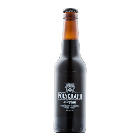 Salopian Brewery Polygraph – Buy Beer online on EeBriaTrade.com