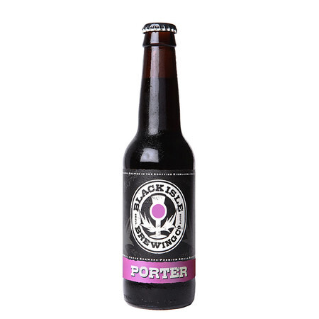 Black Isle Brewing Company Porter – Buy Beer online on EeBriaTrade.com