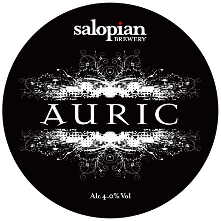 Salopian Brewery Auric – Buy Beer online on EeBria.com