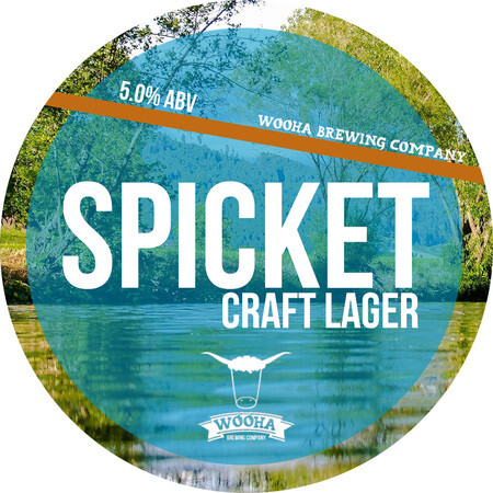 WooHa Brewing Company Spicket Craft Lager – Buy Beer online on EeBriaTrade.com