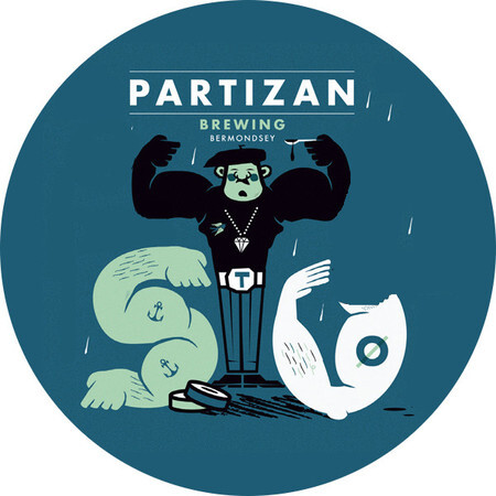 Partizan Brewing Stout – Buy Beer online on EeBriaTrade.com