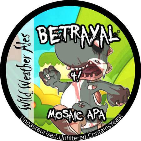 Image result for wild weather ales betrayal