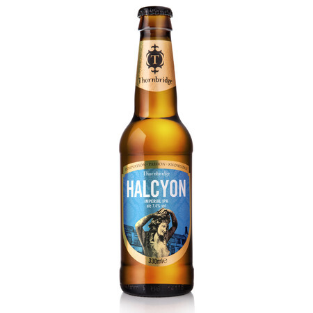 Thornbridge Brewery Halcyon – Buy Beer online on EeBriaTrade.com