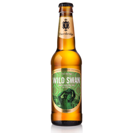 Thornbridge Brewery Wild Swan – Buy Beer online on EeBriaTrade.com