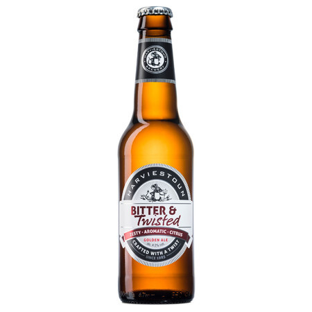 Harviestoun Bitter and Twisted Bottles – Buy Beer online on EeBriaTrade.com