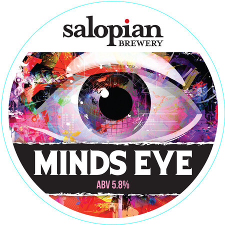 Salopian Brewery Minds Eye – Buy Beer online on EeBriaTrade.com