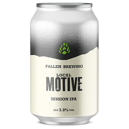 Fallen Brewing Local Motive – Buy Beer online on EeBriaTrade.com
