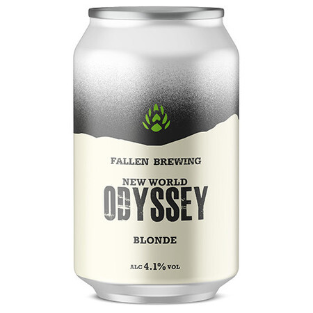 Fallen Brewing New World Odyssey – Buy Beer online on EeBriaTrade.com