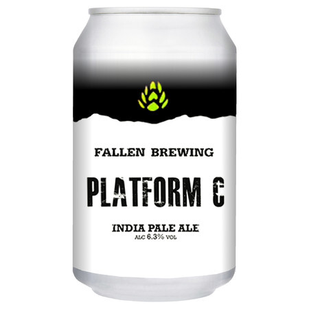 Fallen Brewing Platform C – Buy Beer online on EeBriaTrade.com
