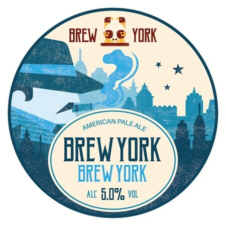 Brew York Brew York Brew York (Keg) – Buy Beer online on EeBriaTrade.com