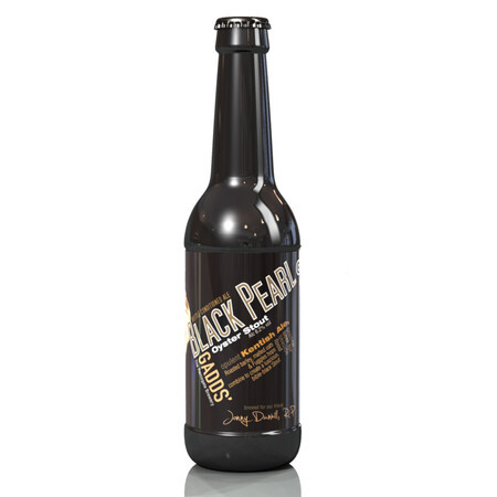 Ramsgate Brewery (Gadds) GADDS' Black Pearl Oyster Stout – Buy Beer online on EeBriaTrade.com
