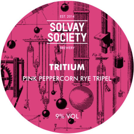 Solvay Society Tritium – Buy Beer online on EeBriaTrade.com
