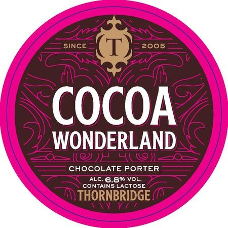 Thornbridge Brewery Cocoa Wonderland – Buy Beer online on EeBriaTrade.com